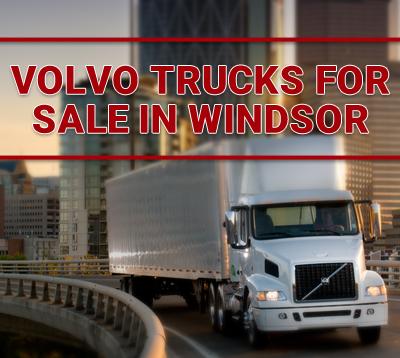 Volvo Trucks for Sale in Windsor