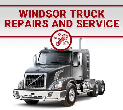 Truck Repairs in Windsor, Ontario