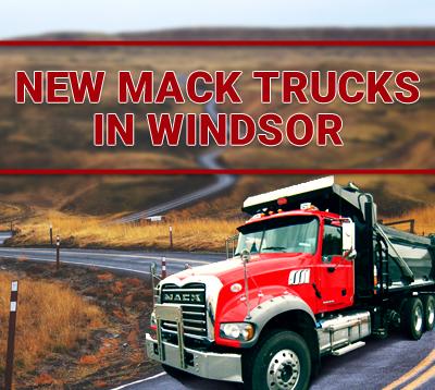 New Mack Trucks for Sale in Windsor