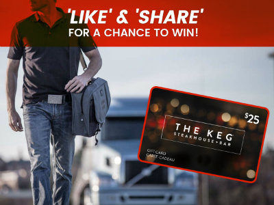 WINNERS of Our The Keg Gift Cards Giveaways Announced