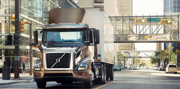 The New Volvo VNR Model is Here!