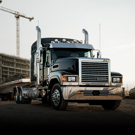 New Mack and Volvo Trucks in Windsor this Spring