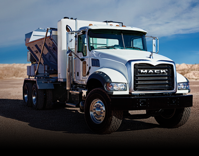 Check Out the Mack Granite MHD for Sale in Windsor