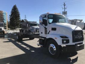 2022 MACK MD7 Dump Truck