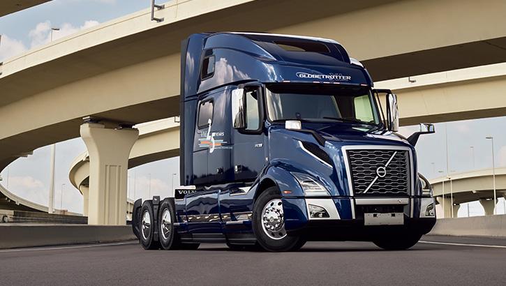 Volvo Trucks Celebrates 25 Years of the Volvo VNL