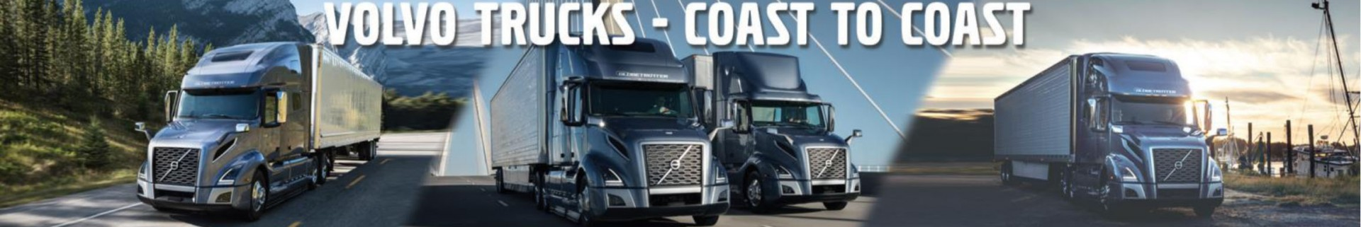 Join 401 Trucksource for the 2018 Volvo Across Canada Truck Tour
