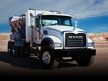 Check Out the Latest Technology on the 2020 Mack and Volvo Trucks