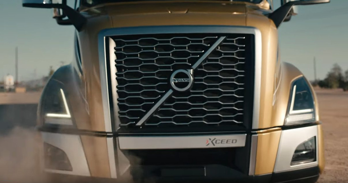 Volvo Trucks Presents The Cash Machine ft. Bob